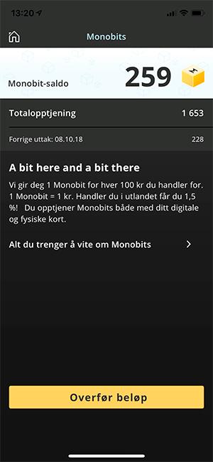 Monobits