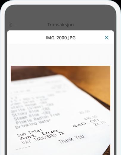 Kvittering App